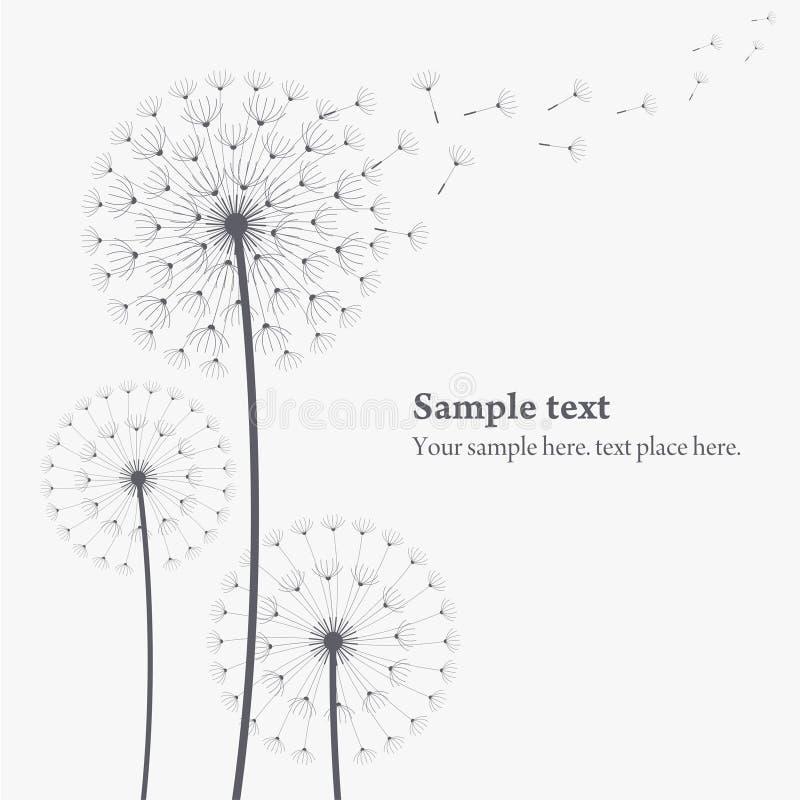 Free Vector Dandelion Stock Images - 23117914