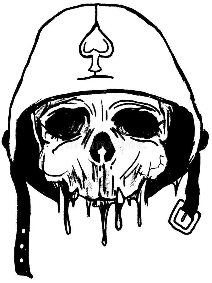 Download Vector dark art . stock vector. Image of conceptual, dead - 3046364