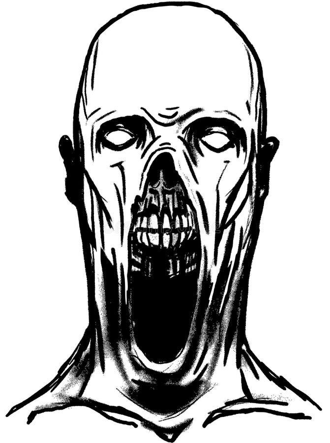 Download Vector dark art . stock vector. Illustration of expression - 3046517