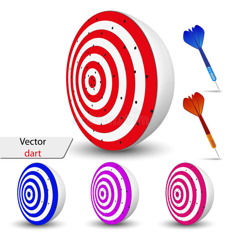 Download Vector Dart For Your Design Stock Illustration - Illustration: 36419904