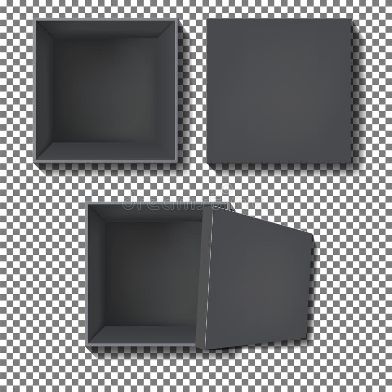 Vector de Black Box ilustración del vector