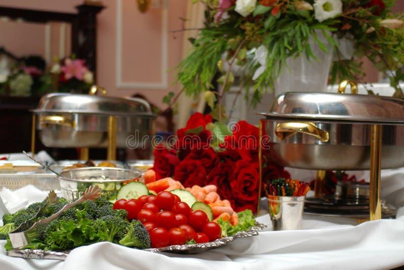 Vector de comida fría fotografía de archivo libre de regalías