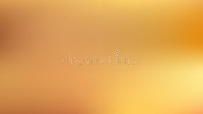 Vector de fondo de pantalla Orange Blur Photo ilustración del vector