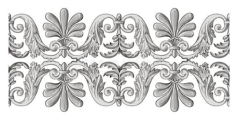 Vector de la decoración ilustración del vector