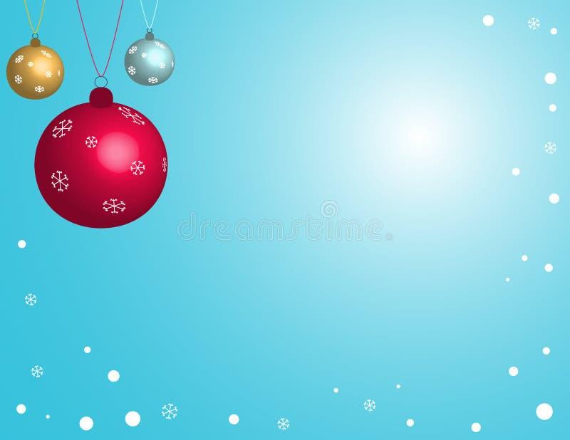 Vector de la Navidad ilustración del vector