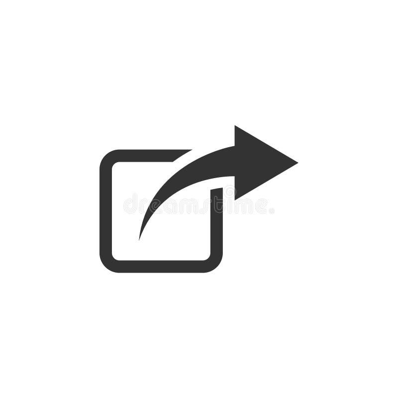 Vector de la plantilla del diseño gráfico del icono de la parte ilustración del vector