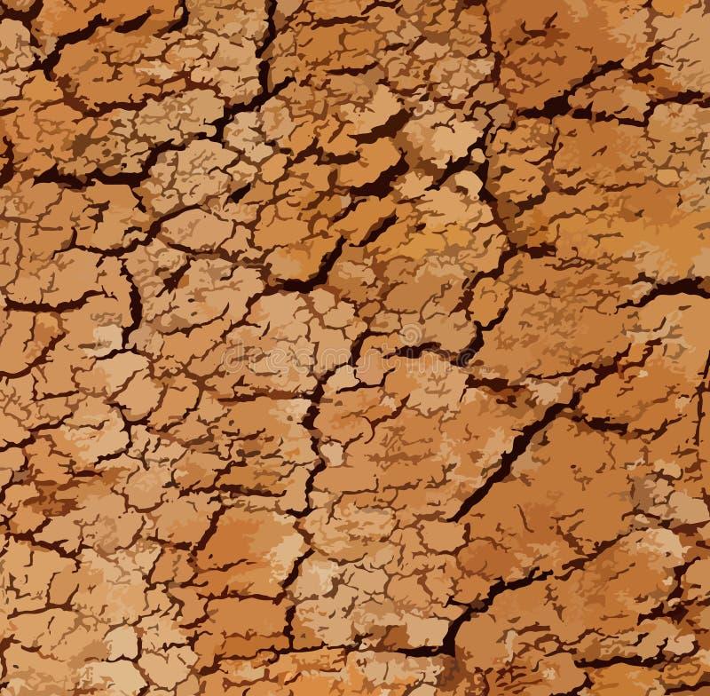 Vector de la textura del suelo ilustraci n del vector for Tierra suelo wallpaper