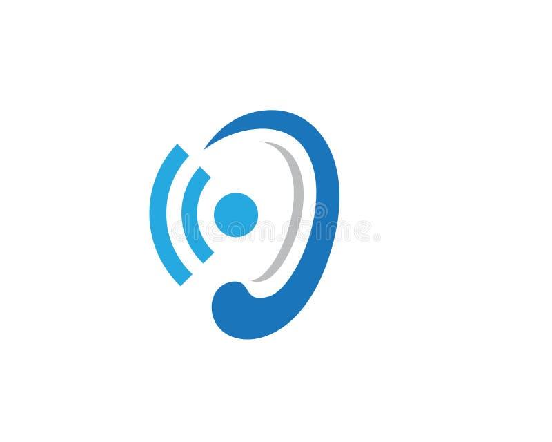 Vector de Logo Template de la audiencia libre illustration