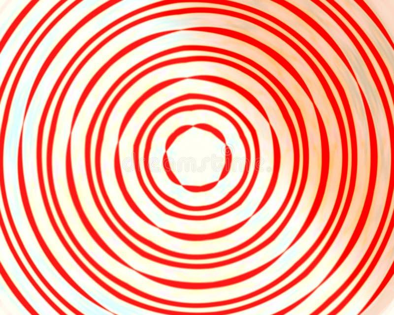 Vector del caramelo de hierbabuena imágenes de archivo libres de regalías