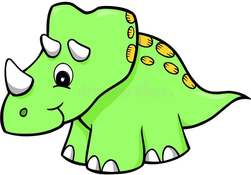 Vector del dinosaurio libre illustration