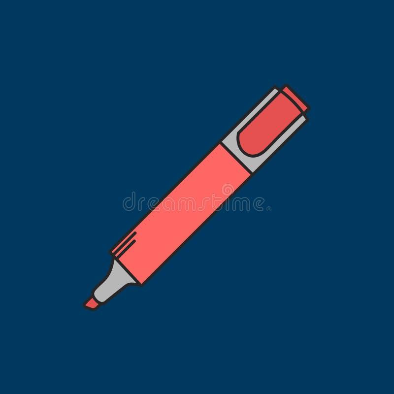 Vector del estilo del garabato de los efectos de escritorio libre illustration