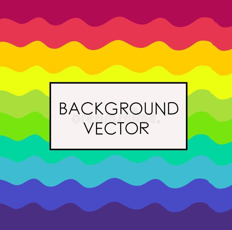 Vector del fondo de la gradación imagen de archivo libre de regalías
