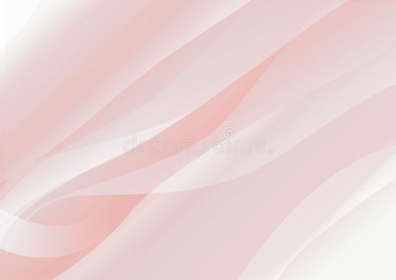 Vector del fondo suave abstracto de la textura de la gasa stock de ilustración
