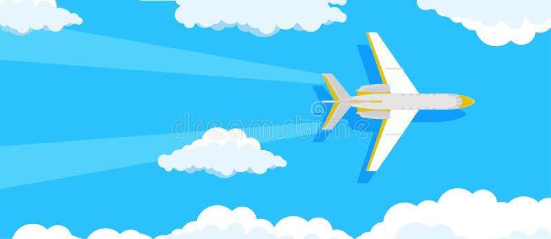 Vector del fondo del turismo de la bandera del viaje Mundo del diseño del cartel de las vacaciones de verano Viaje de la forma de ilustración del vector