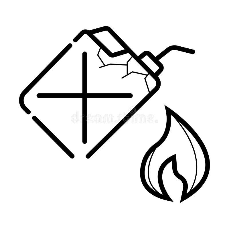 Vector del icono del bote libre illustration