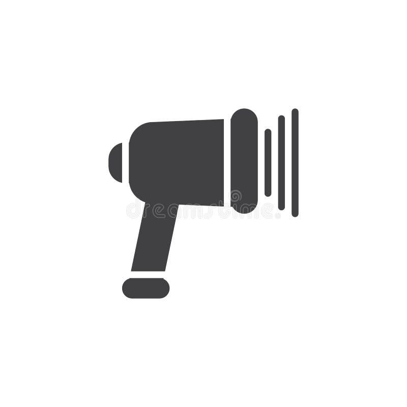Vector del icono del código de barras de la exploración libre illustration