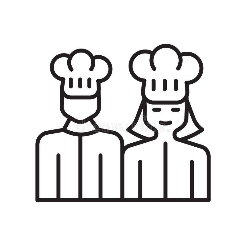 Vector del icono de la tienda aislado en el fondo blanco, muestra de la tienda, línea fina elementos del diseño en estilo del esq libre illustration