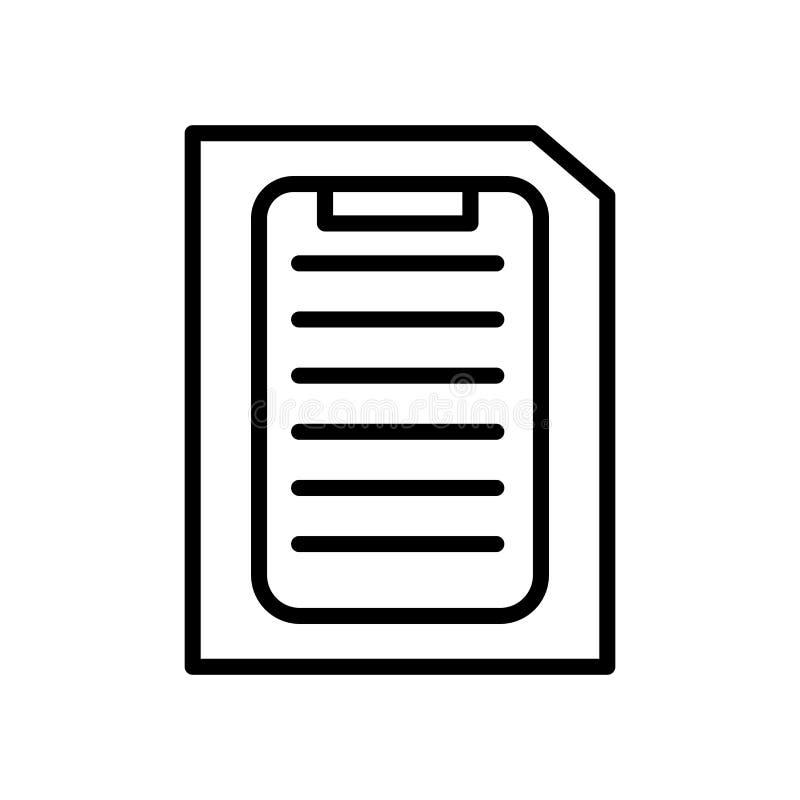 Vector del icono del disquete aislado en el fondo, la muestra del disquete, la línea y los elementos blancos del esquema en estil stock de ilustración