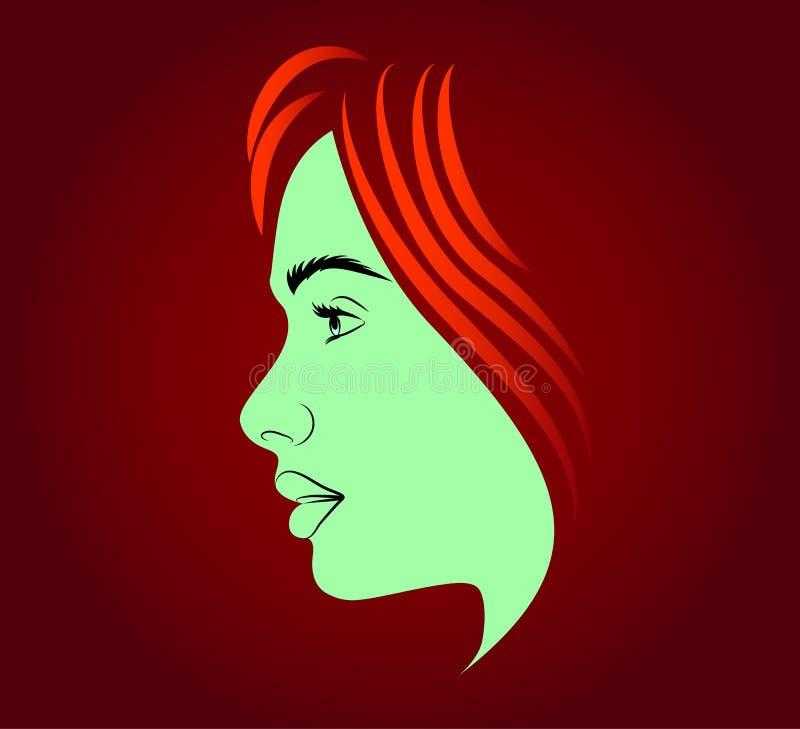 Vector del icono del pelo libre illustration
