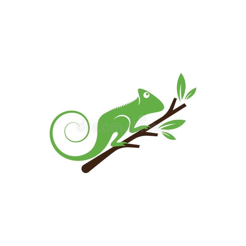 Vector del logotipo del lagarto libre illustration