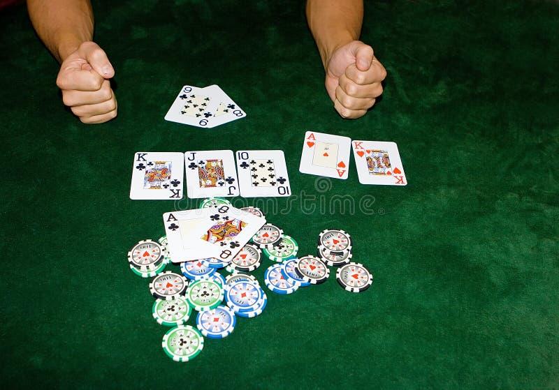 Download Vector del póker imagen de archivo. Imagen de full, juego - 7151009