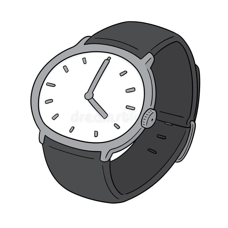 Vector del reloj libre illustration