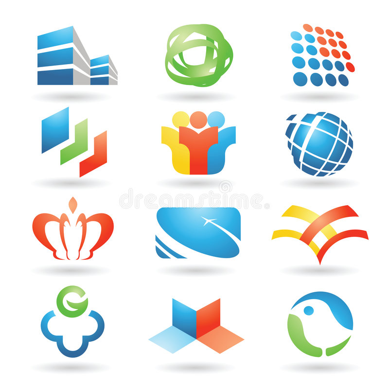 Free Vector Design Elements 6 Royalty Free Stock Photo - 8010375