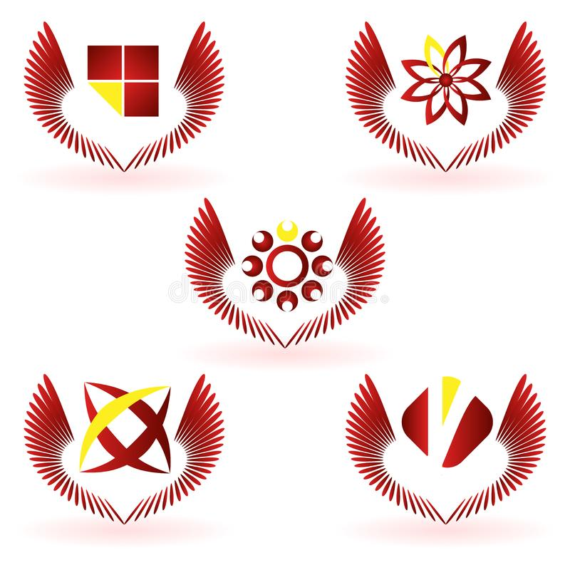 Download Vector design elements stock vector. Illustration of abstract - 6172614