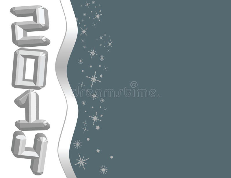 2014 Vector design! Eps10. royalty free stock image