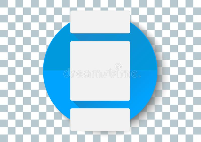 Mobile App Android Icon Pack Stock Vector - Illustration of