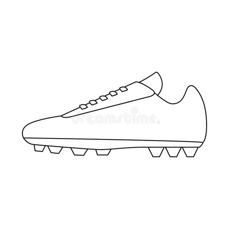 Free Vector Design Of Soccer And Gear Symbol. Set Of Soccer And Tournament Stock Symbol For Web. Stock Image - 137375811