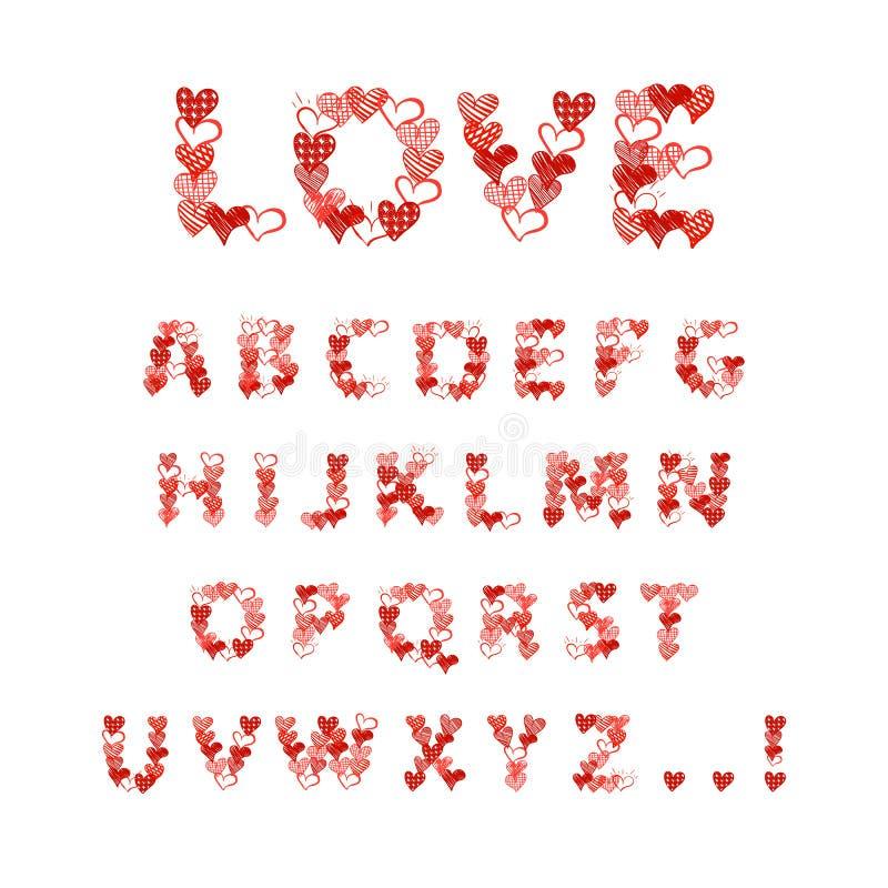 Font Made Under The Japanese Hieroglyphs Design . Stock