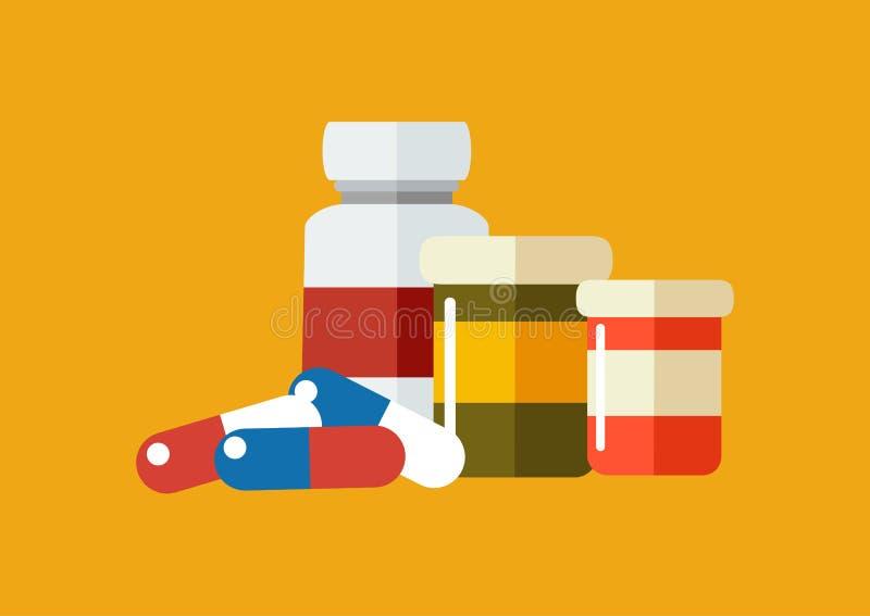 vector drugs icon pills capsules ans prescription bottles stock vector illustration of doctor drugs 82087571 vector drugs icon pills capsules ans
