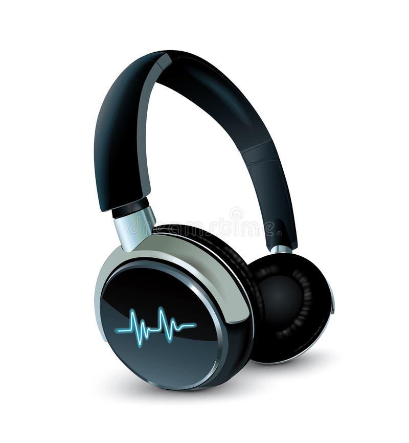Free Vector Earphones Stock Photo - 13104910