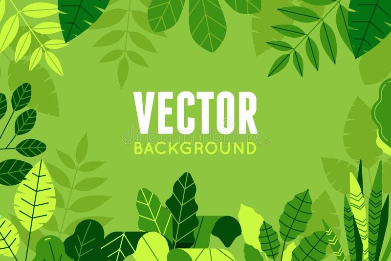 Vector el ejemplo en estilo plano y linear de moda ilustración del vector