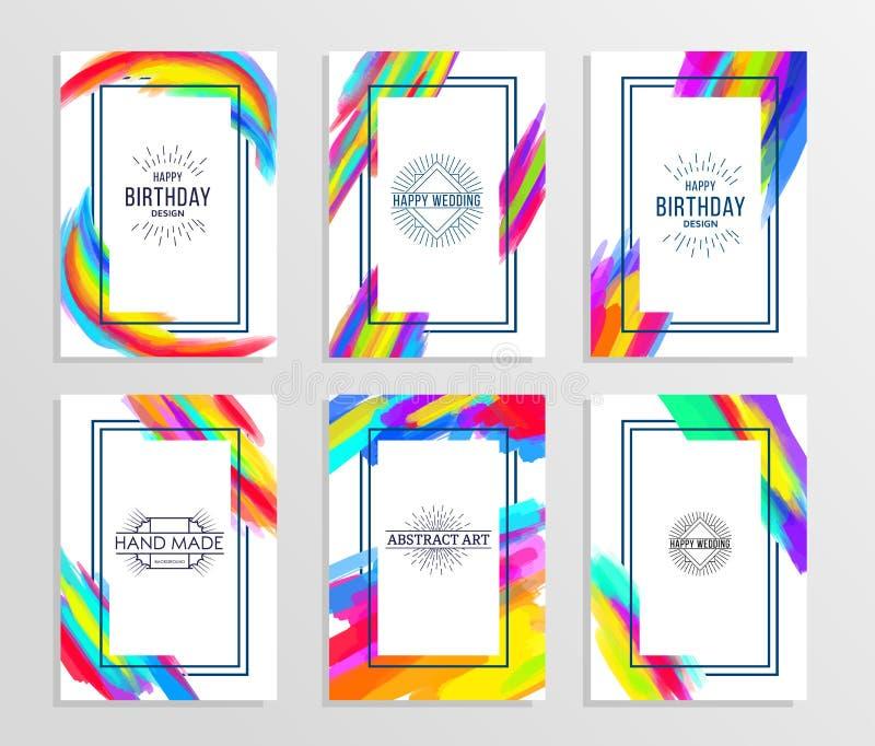 Vector el marco para los gráficos del arte moderno del texto para los inconformistas libre illustration