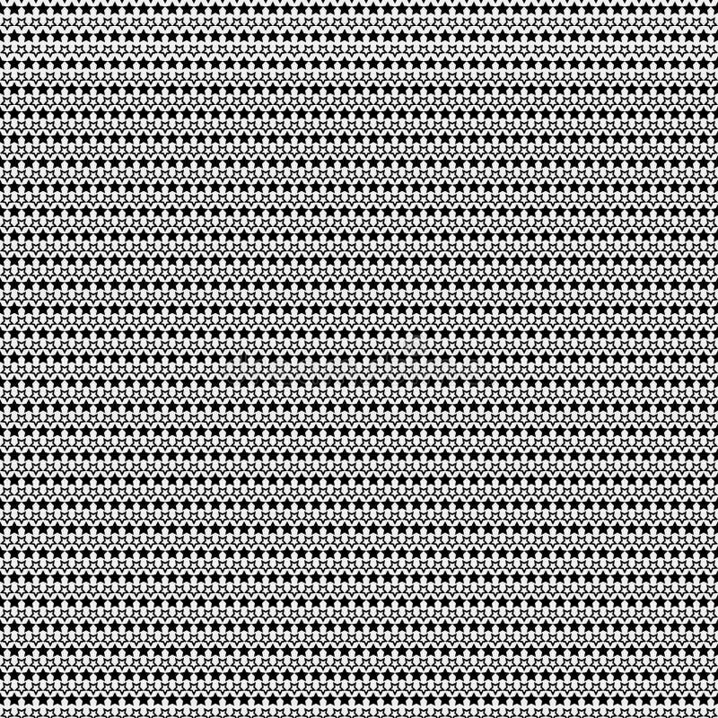 Vector el modelo inconsútil textura con estilo moderna ilustración del vector