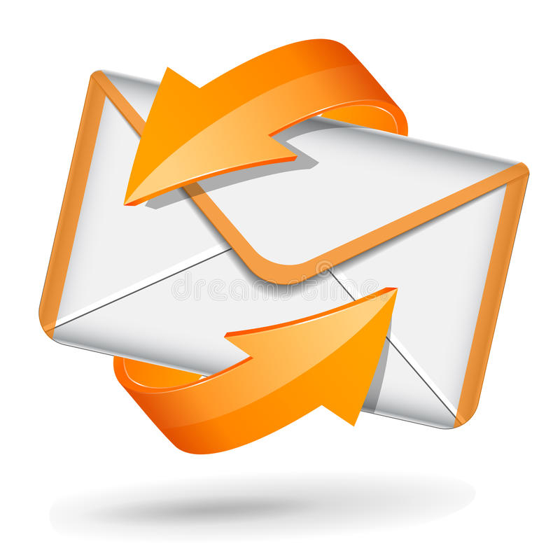 Free Vector Email Icon Royalty Free Stock Image - 40564556