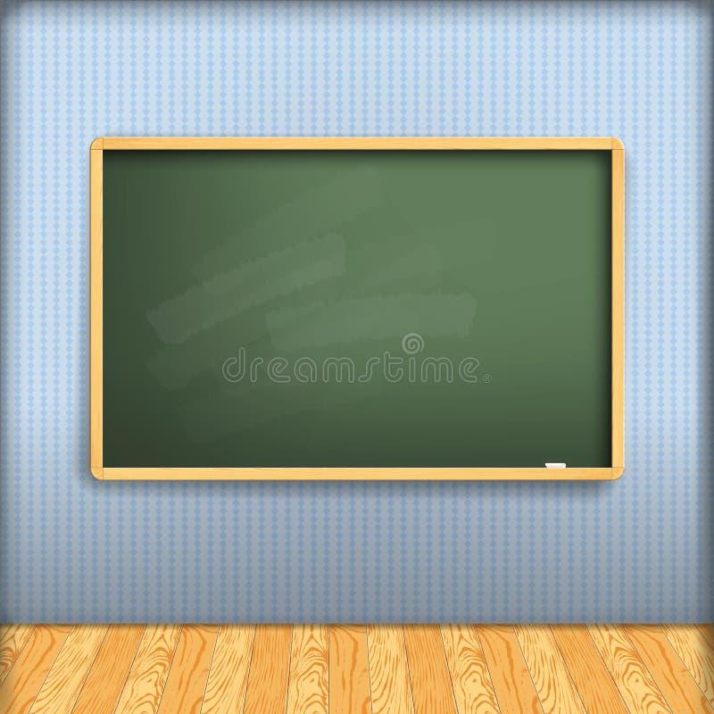 Download Vector: Empty School Blackboard Royalty Free Stock Photography - Image: 23356877