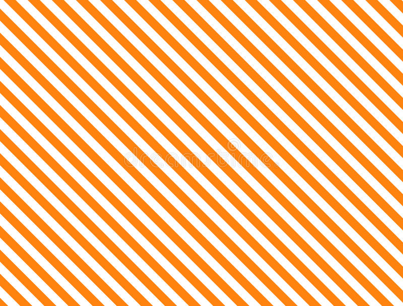 Download Vector EPS8 Diagonal Striped Background In Orange Stock Vector - Illustration: 14888331