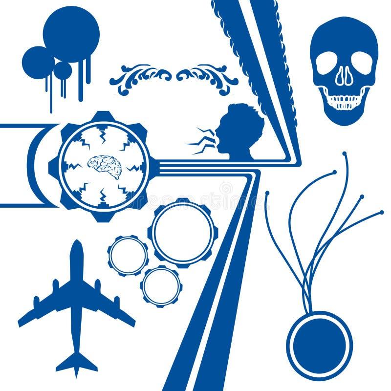 Vector - extracto 16 libre illustration