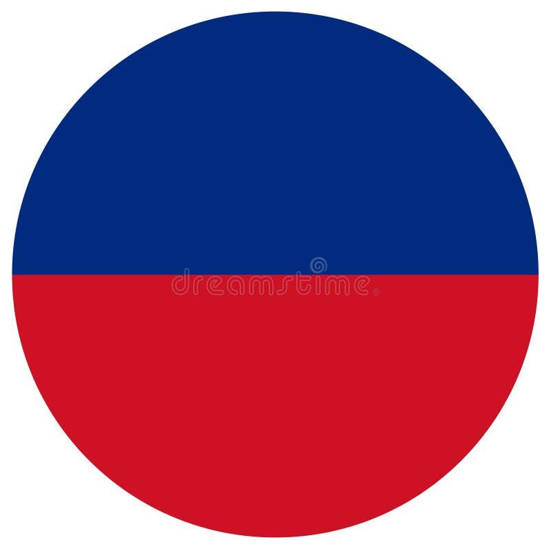 Liechtenstein flag - microstate in Central Europe. Vector file of Liechtenstein flag - microstate in Central Europe stock illustration