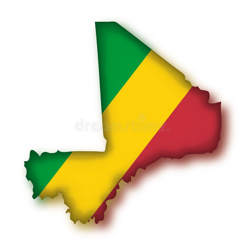 Vector Flag Mali
