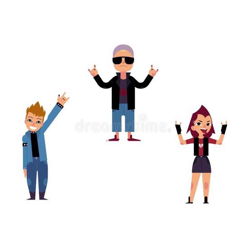 Young Punk Stock Illustrations 2 258 Young Punk Stock
