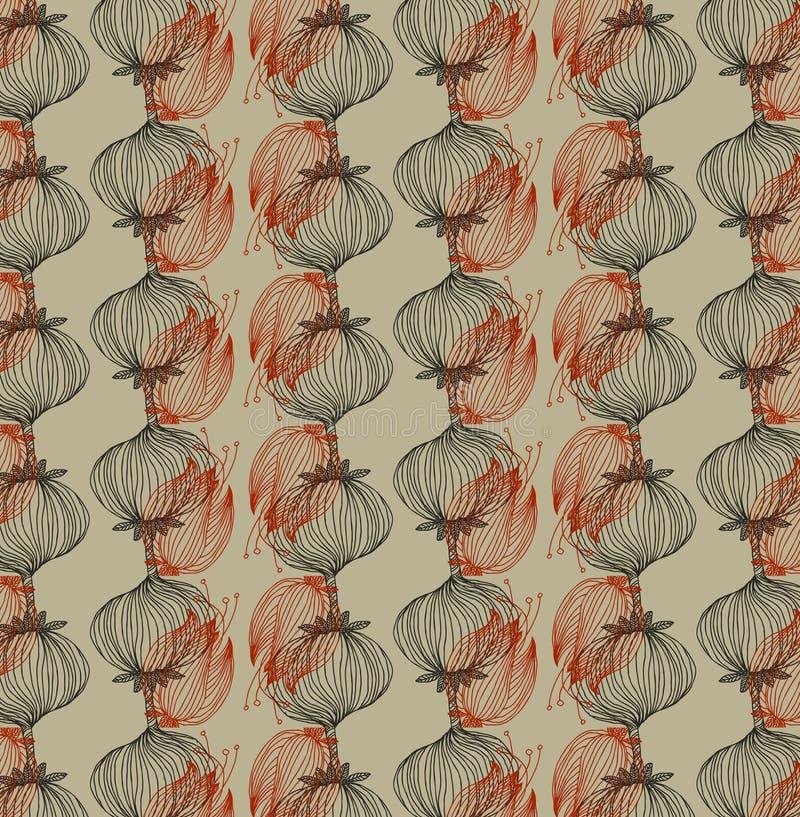 Download Vector  Floral Background, Pattern Stock Vector - Illustration of curve, element: 34442578