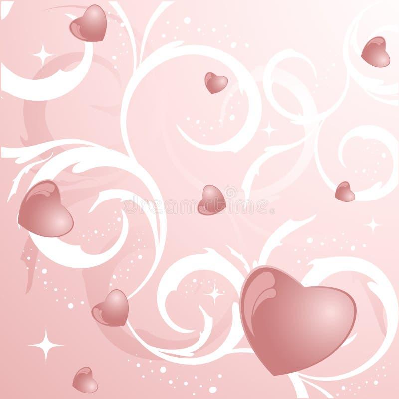 Download Vector floral elegante ilustración del vector. Ilustración de elemento - 7283191