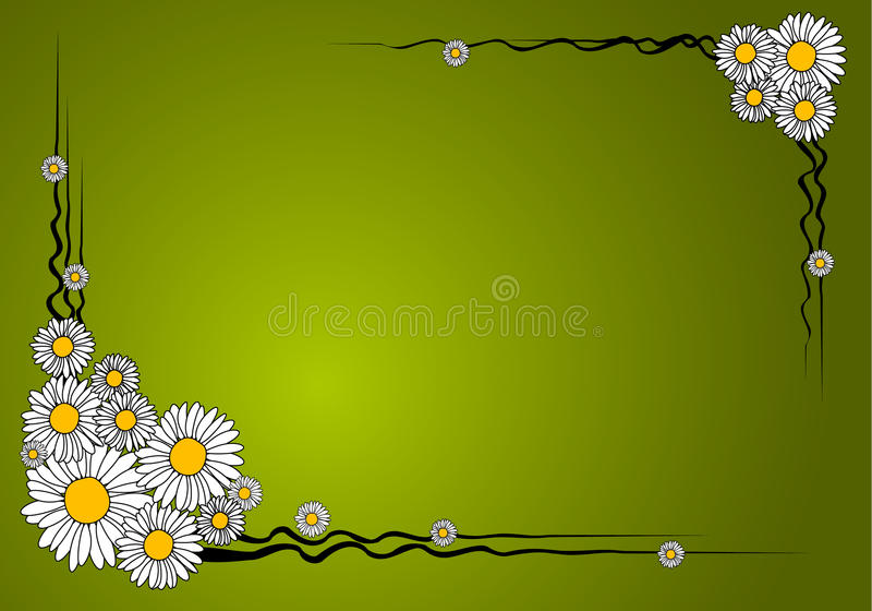 Download Vector Flower Frame Royalty Free Stock Photography - Image: 11407327
