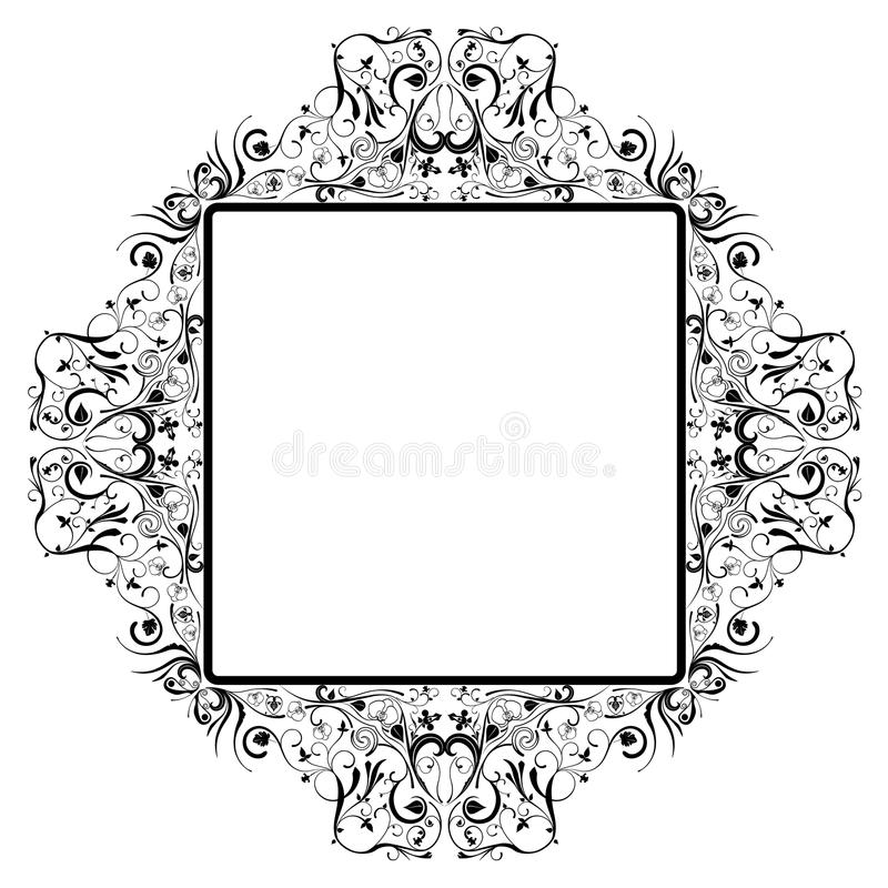 Vector frame vector illustratie