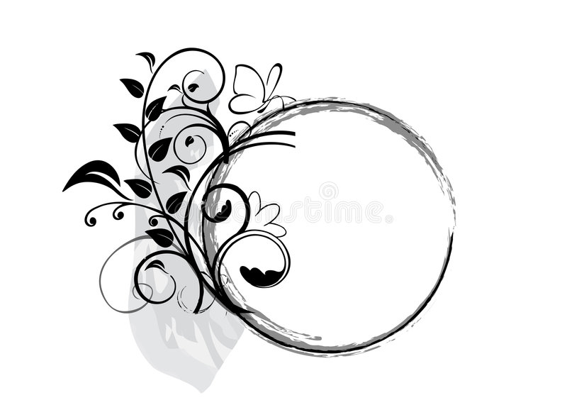 Vector Frame Royalty Free Stock Images