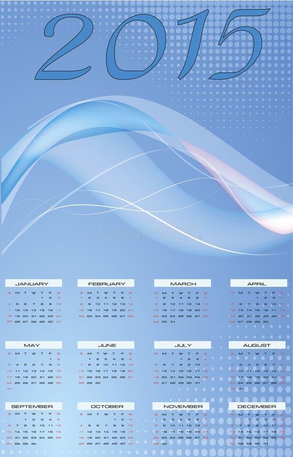 Vector Gelukkig Nieuwjaar stock foto's